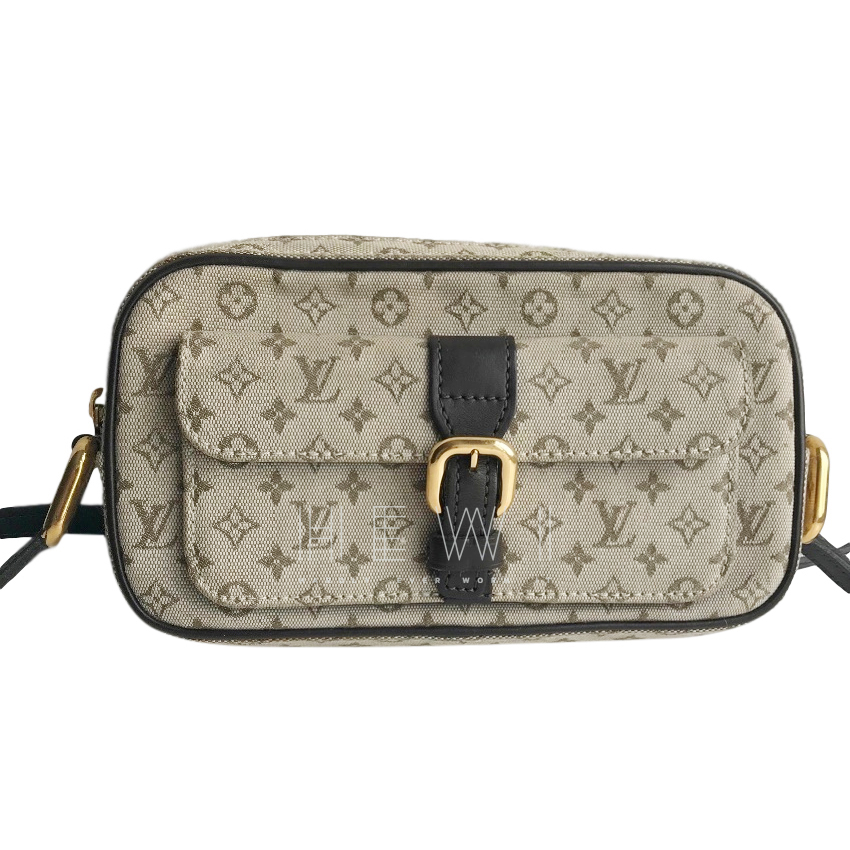 Louis Vuitton Monogram Beige Canvas Mini Juliet Bag
