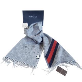 Gucci limited edition GG Guccissima scarf