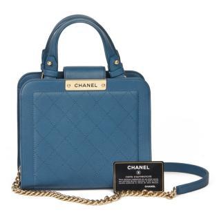 Chanel Small Label Click Shopper Tote
