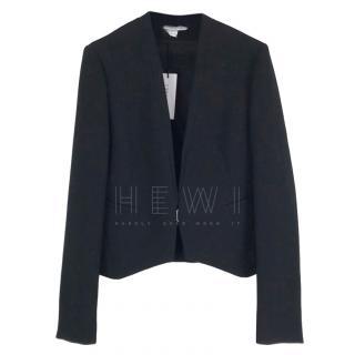 Diane Von Fursternberg Tailored Double Crepe Blazer