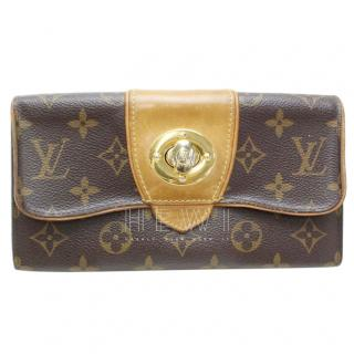 Louis Vuitton Monogram Boetie Long Wallet
