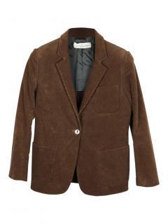 Golden Goose Deluxe Brand corduroy blazer