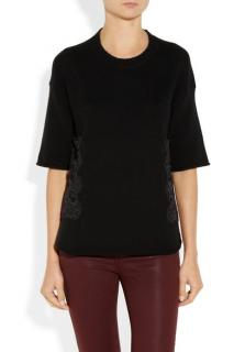 By Malene Birger black wool 'Biby' sweater