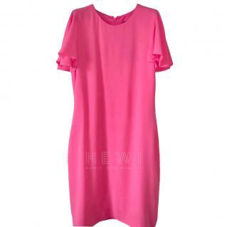 Gucci Pink Shift Dress