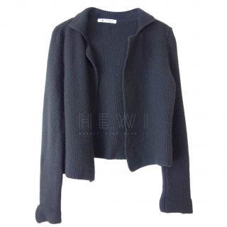 Barena Wool & Cashmere Blend Open Cardigan
