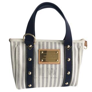 Louis Vuitton Antigua Canvas Tote Bag
