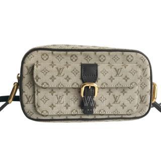 Louis Vuitton Monogram Beige Canvas Mini Juliet Bag