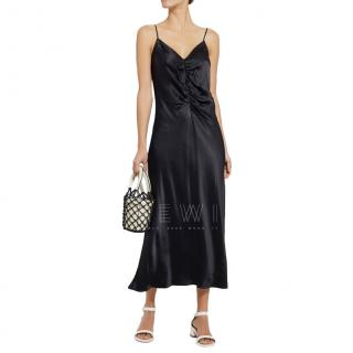 Frame Ruched Cami Dress - New Season