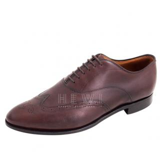 Church's wingtip oxford brogues