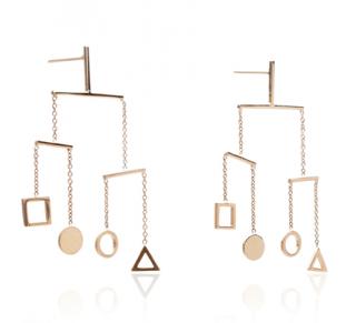 Mateo Kinetic Objects Earrings