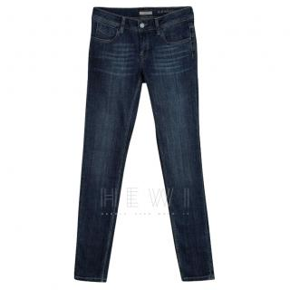 Burberry Brit Stretfield Straight Leg Jeans