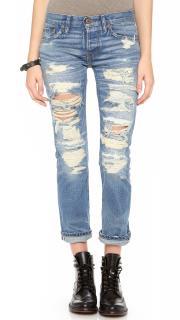 NSF Straight Slouch Beck Boyfriend Jeans