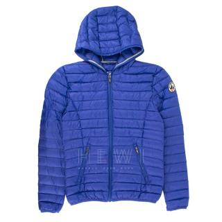 Jott Boys 12/14 Years Down Blue Gabriel jacket
