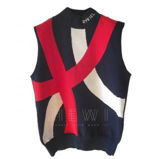 Sonia Rykiel Sample 2020 Sleeveless Knit Top