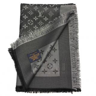 Louis Vuitton Monogram Shine Shawl