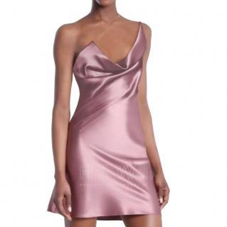 Cushnie Et Ochs Chi Silk Slip Mini Dress