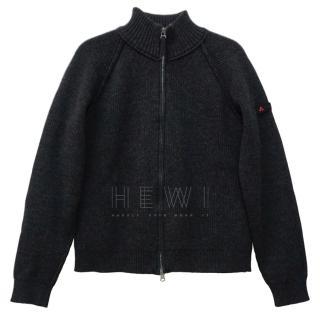 Peuterey De Sade Merino Wool Jacket