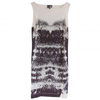 Just Cavalli Printed Shift Dress