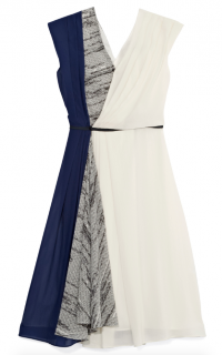 Edeline Lee Eluard Silk Blend Dress