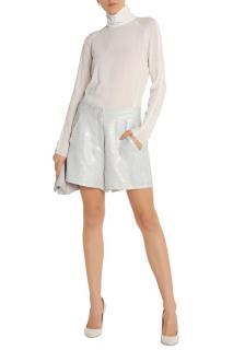 Acne Studios sequin shorts