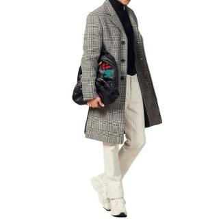 Sandro Prince-de-Galles Check Coat