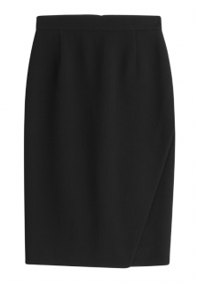 Emilio Pucci Wool & Silk Pencil Skirt