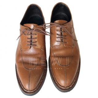Heschung Split Toe Derby Brogues