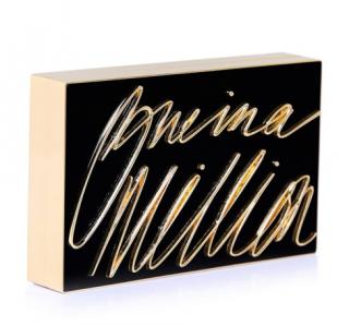 Lulu Guinness Olivia Box Clutch