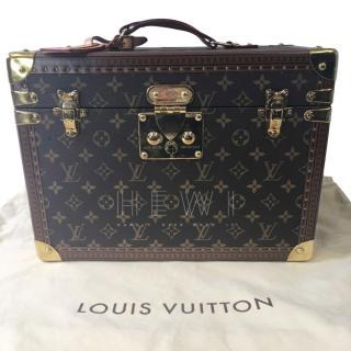 Louis Vuitton Monogram Vanity Case