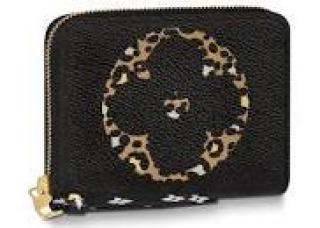 Louis Vuitton sold out zippy jungle coin purse