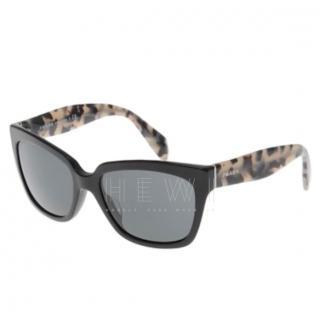 Prada Tortoiseshell Sunglasses