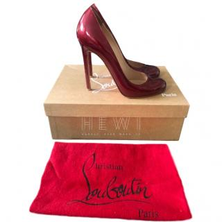 Christian Louboutin lady lynch 120 pumps