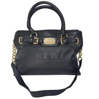Michael Michael Kors Black Satchel