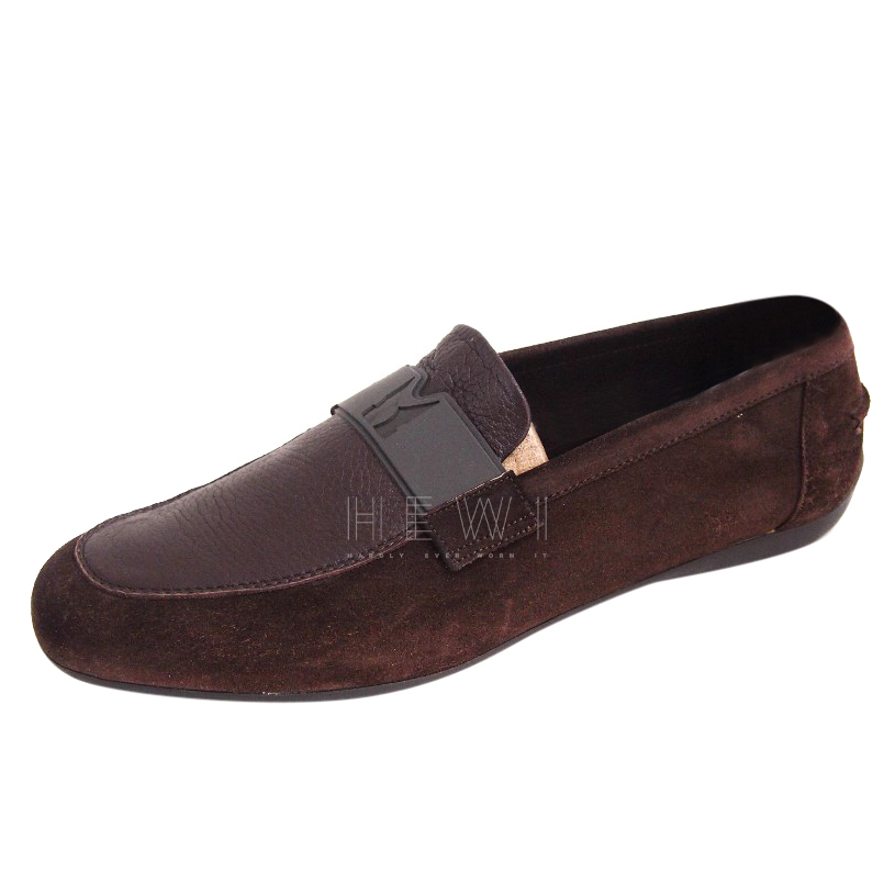 Moreschi moccasin loafers