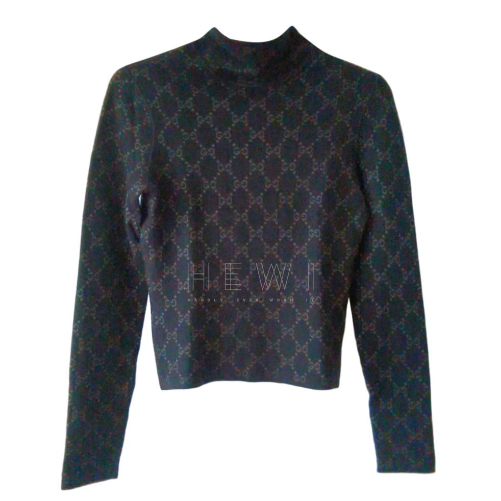 Gucci Roll Neck Cashmere Sweater
