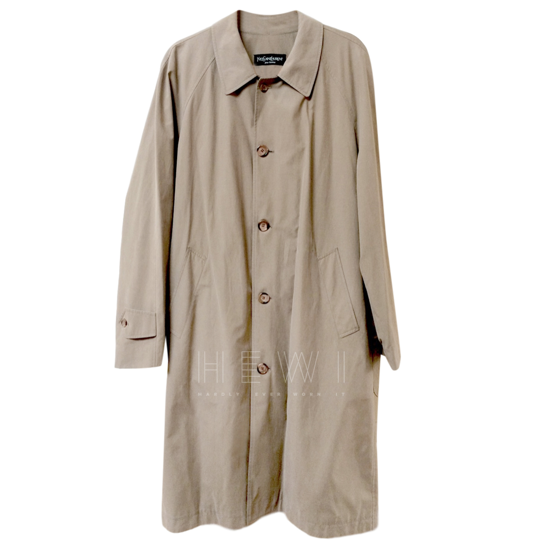 Yves Saint Laurent Vintage Trench Coat