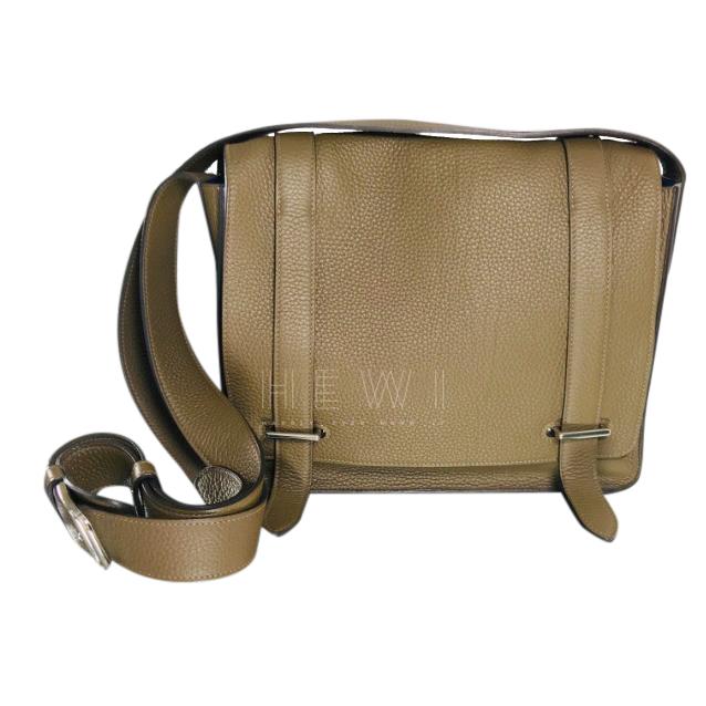 Hermes Steve Caporal Messenger Bag