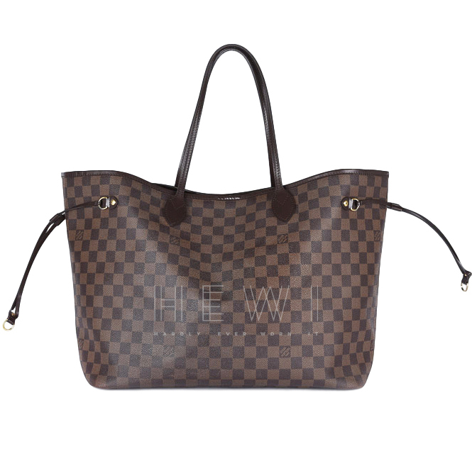 Louis Vuitton Damier Canvas GM Tote Bag