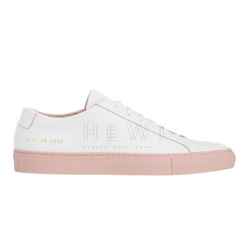 Common Projects Achilles Heel Low Trainers