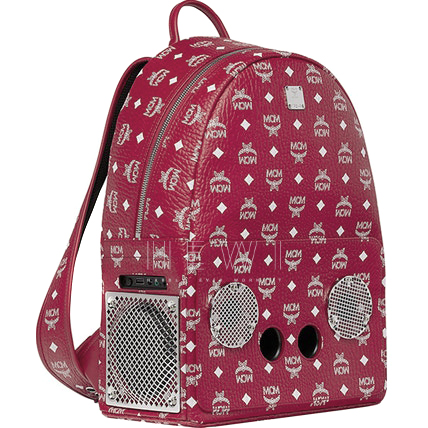 MCM x WizPak Stark Vistesos Backpack