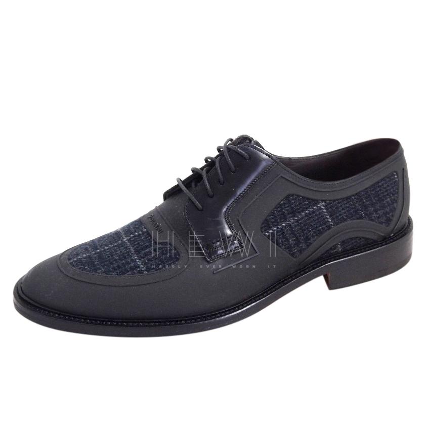 Pollini Derby Oxford Loafers