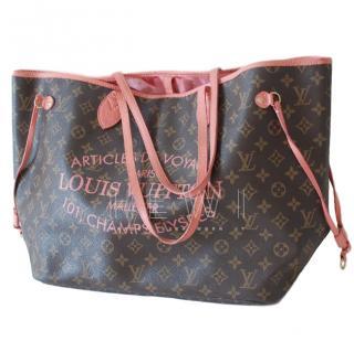 Louis Vuitton Limited Edition Twist Voyage GM