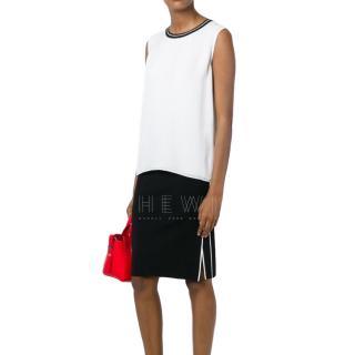 Rag & Bone Contrast Trim Skirt