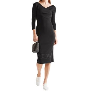 Theory 'Daverin' stretch knit dress