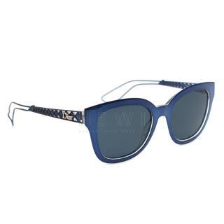 Dior Dior Diorama 1 Blue Sunglasses
