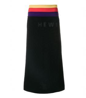 Sonia Rykiel A-line Milano Knit Skirt - New Season
