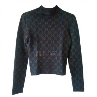 Gucci Roll Neck Cashmere Sweater