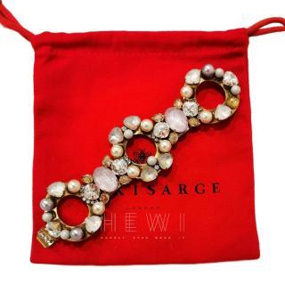 Vicki Sarge Crystal Embellished Bracelet