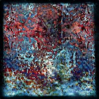 Elie Saab Sea Coral Silk Scarf 90