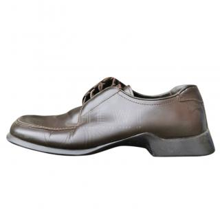 Prada Men's Leather Brogues
